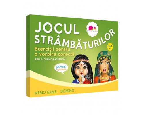 JOCUL STRÂMBĂTURILOR