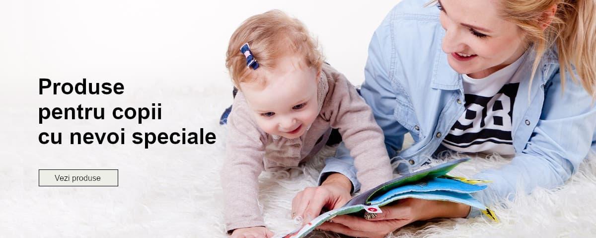 Produse pentru copii cu nevoie speciale